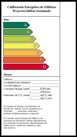 Scalofrios certificaci n energ tica de edificios for Certificado energetico en santander